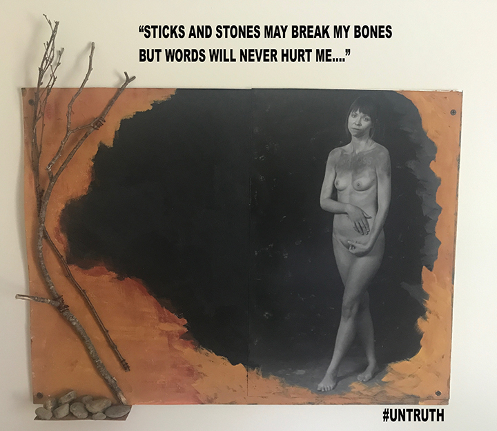Sticks & Stones May Break My...